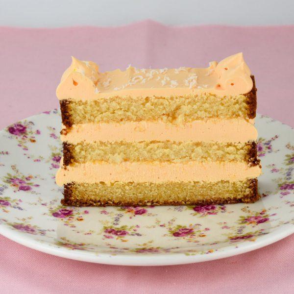 Tarta clementina