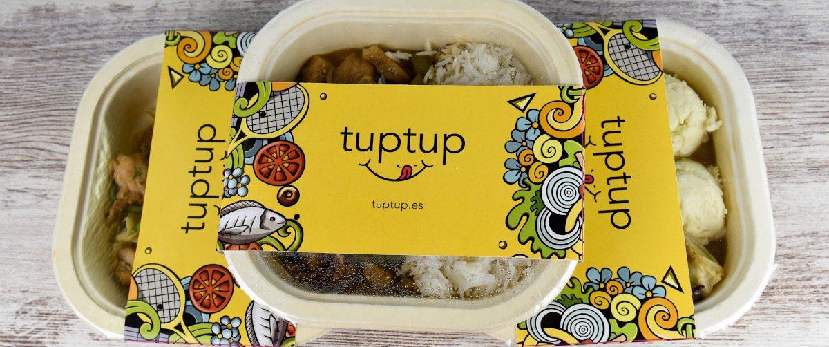 TupTup tuppers a domicilio sostenibles