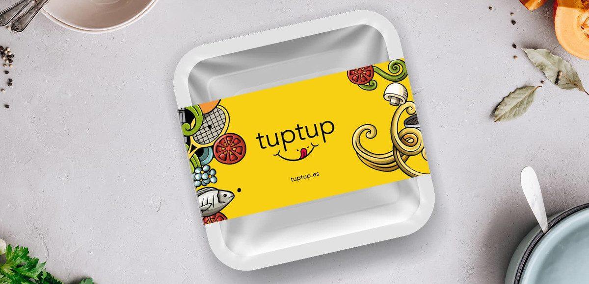 TupTup tapers sostenibles a domicilio