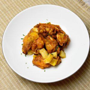 Buffalo Wings fácil y rápido en tu plato