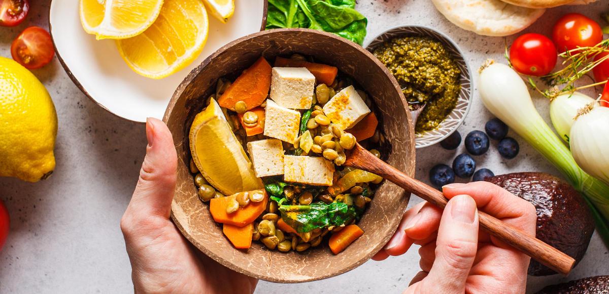 Tuppers a domicilio veganos para una alimentación sana y equilibrada