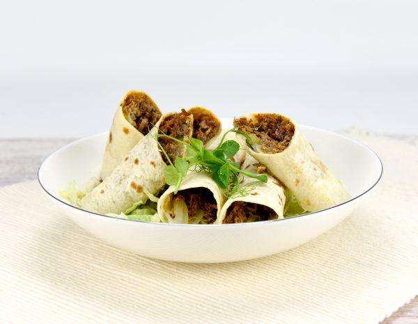 Pato de Pekin tuptup comida a domicilio