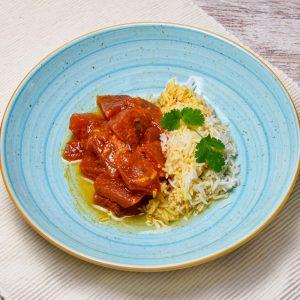 Curry de sandía