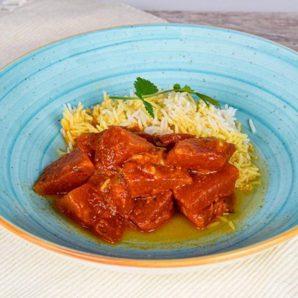 Curry de sandía tuptup comida a domicilio